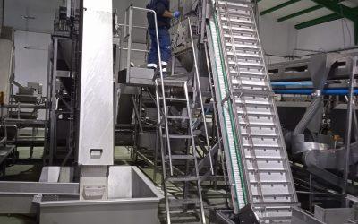 Continuamos con nuevas instalaciones Industriales.